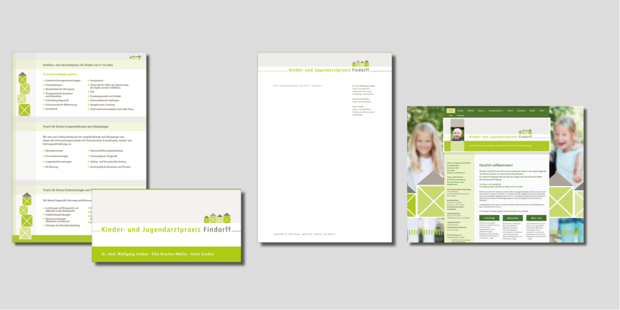 Heine Jungblut Grafik Design Bremen Corporate Design Logo
